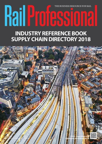 Rail Professional 2018 Yearbook by Rail Professional