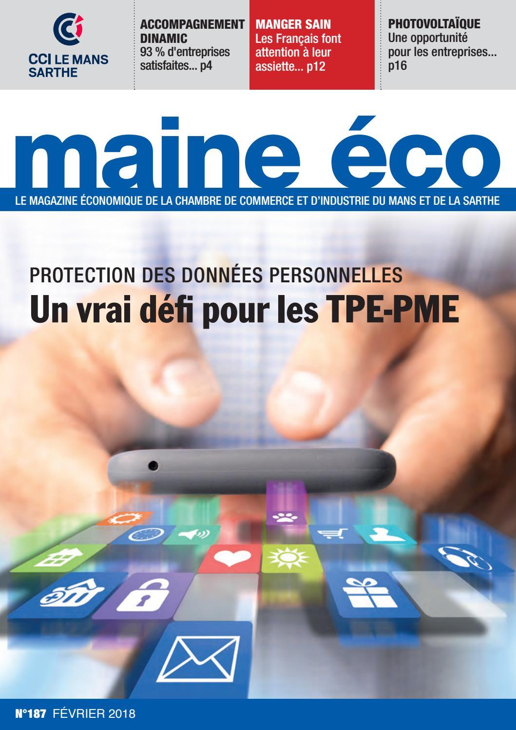 Maine éco N 187 By Frédéric Renault Issuu