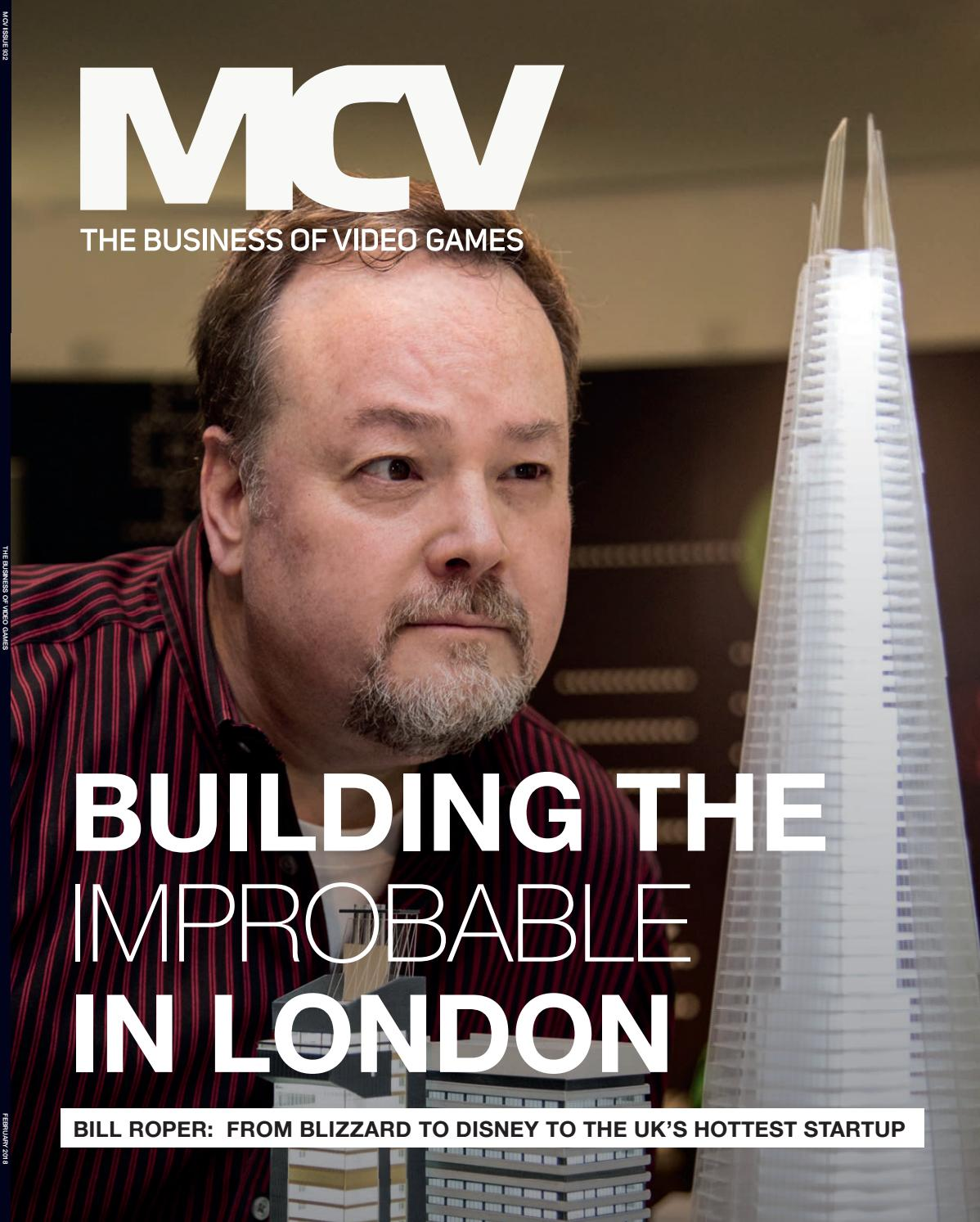 Mcv 932 February 2018 By Future Plc Issuu Innovation First Tony Hawk Circuit Boards Ppower Dragon Spine Toys
