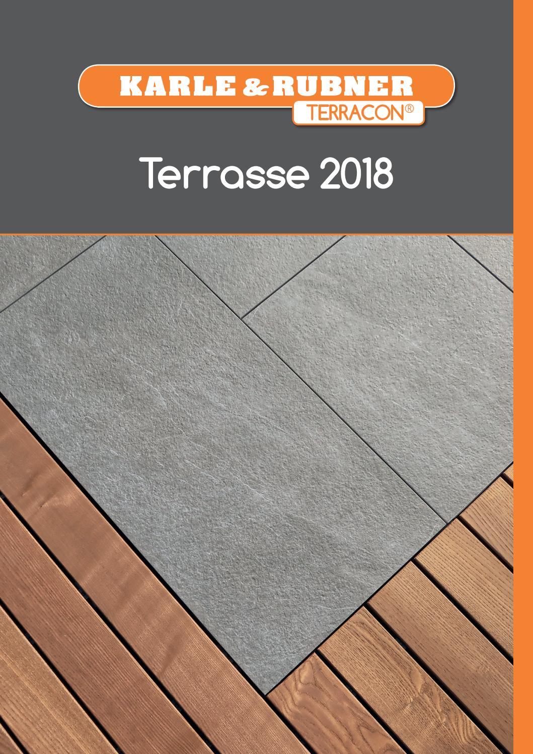 K/&R Bohrschraube ISOSTEP Edelstahl A2 100 Stück Befestigung Terrasse Dielen