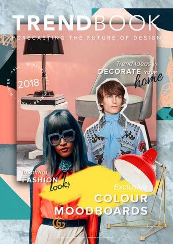 652e8f76a98cb Trend Book Color Report Fall Winter 2017 18 by Trend Design Book - issuu