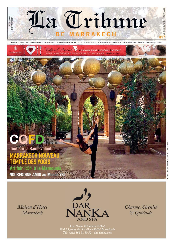 Tdm N57 By La Tribune De Marrakech Issuu
