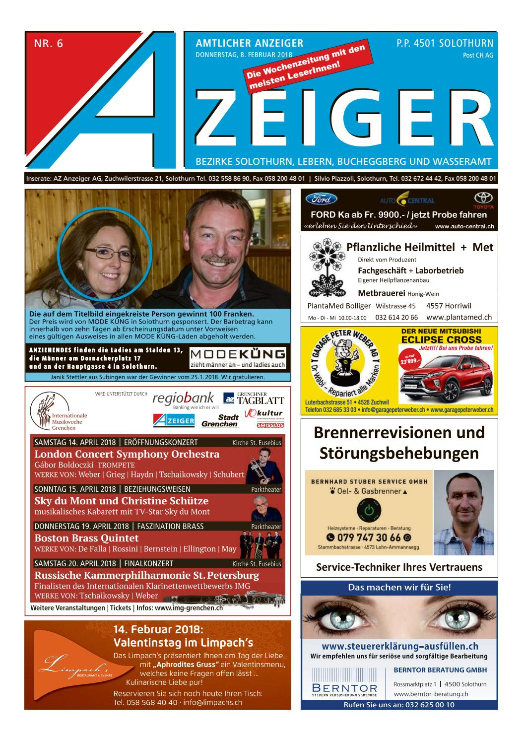 Azeiger 06 2018 by AZ-Anzeiger - issuu