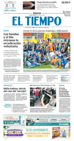 EL TIEMPO 08 02 2018 by Andres A. - issuu c53a85a497f65