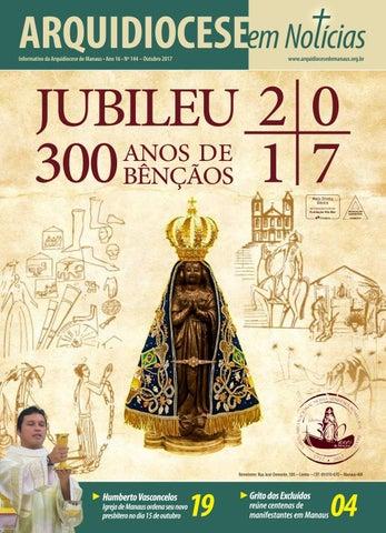 df48c8843f5 Arquidiocese em Notícias - 144 Edição - Outubro 2017 by Arquidiocese ...