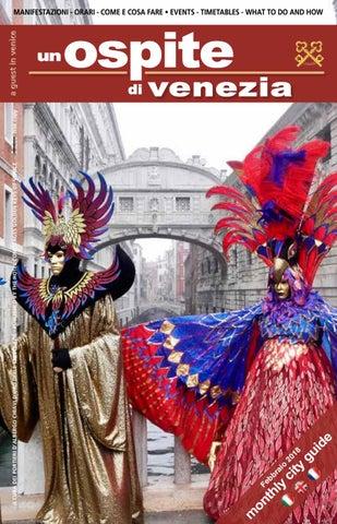 Ospite Febbraio 2018 - Il Carnevale nel segno del