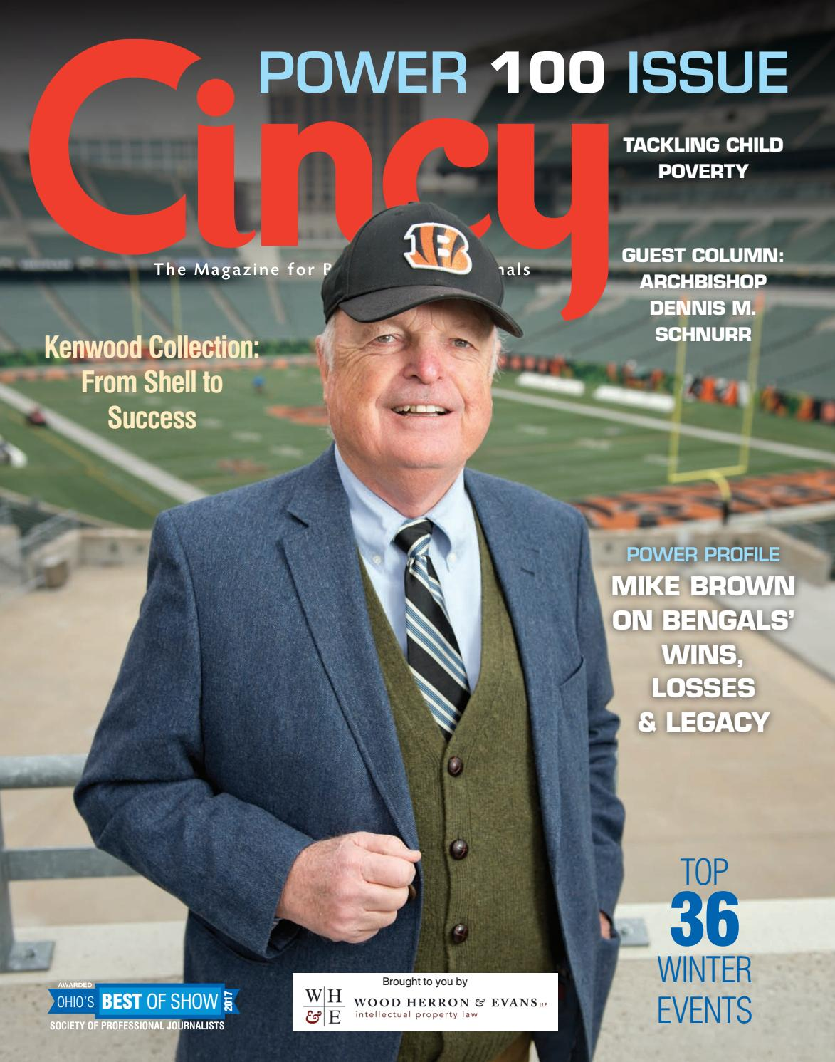 2441b4e7e1b39a Cincy Magazine February March 2018 by Cincy Magazine - issuu
