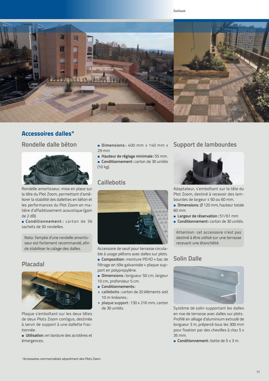 Accessoires Dalles Notice Produit By Bigmatfrance Issuu