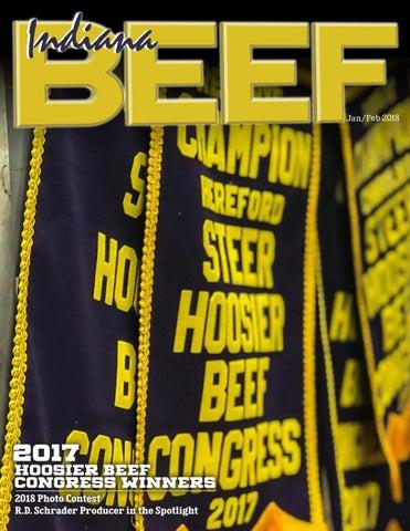 Indiana Beef Jan/Feb 2018 by Indiana Beef - issuu