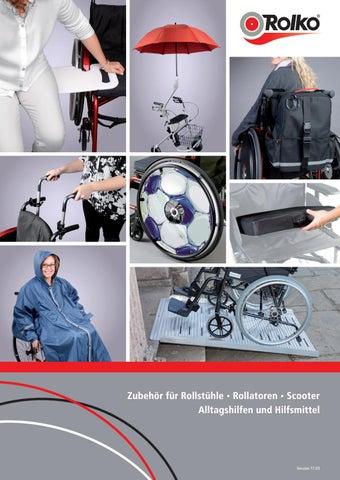 42370e12f7c688 Zubehör für Rollstühle • Rollatoren • Scooter Alltagshilfen und Hilfsmittel