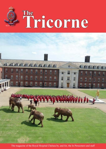 The Tricorne 2018 by The Magazine Printing Company - issuu e16a02127a0d