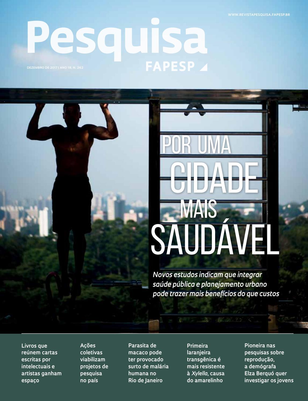 ca5b51f5c4ea9 Por uma cidade mais saudável by Pesquisa Fapesp - issuu