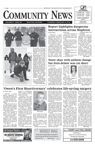Drayton Community News February 8 2018 By Wha Publications Ltd Issuu