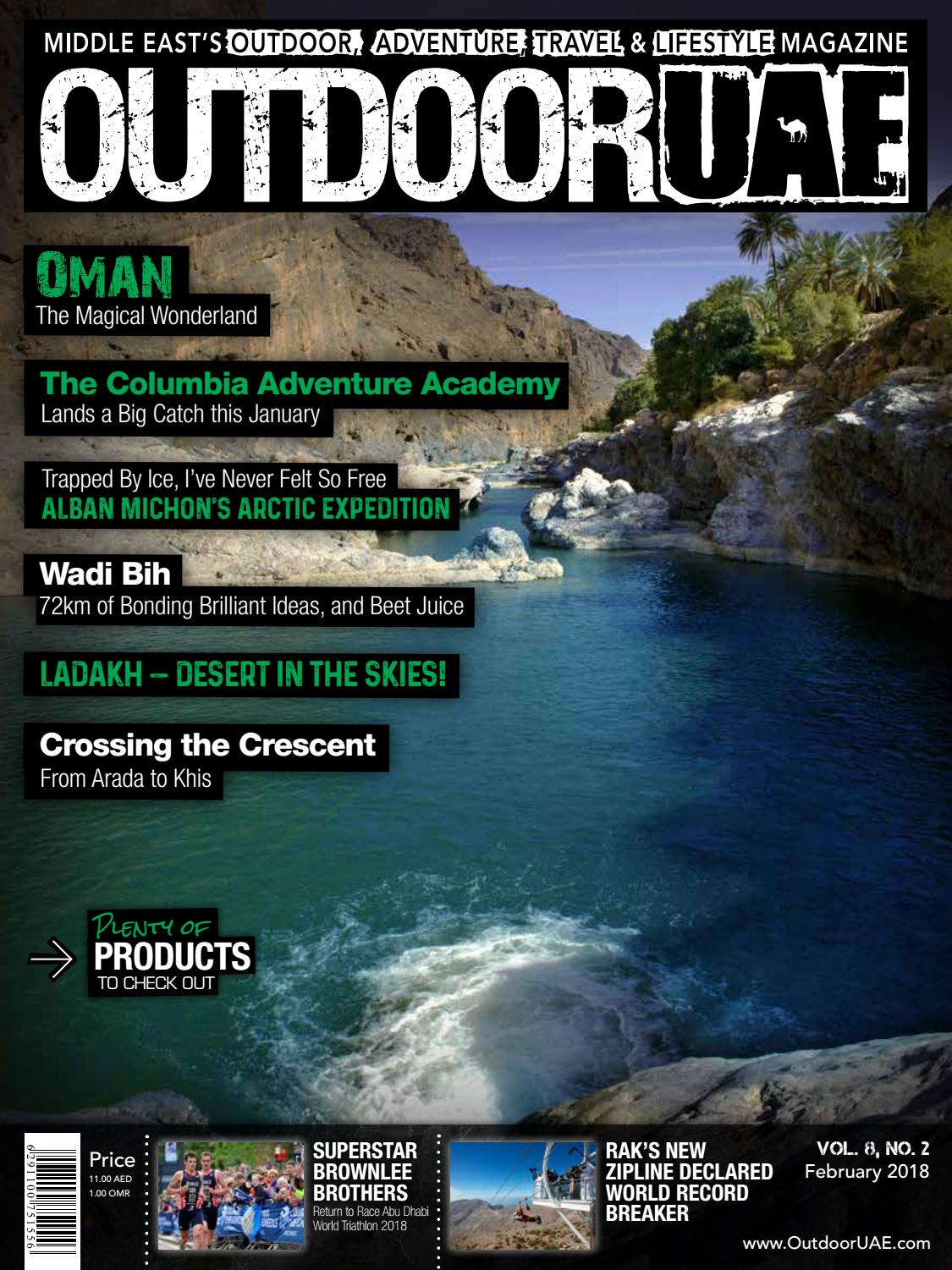 OutdoorUAE - February 2018 by OutdoorUAE - issuu d954eb8c2