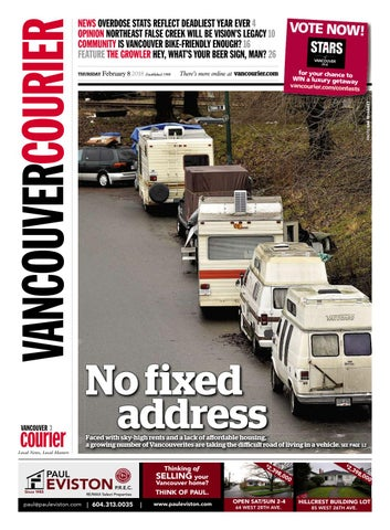 b1f845a1002a87 Vancouver Courier February 8 2018 by Vancouver Courier - issuu
