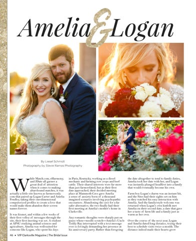Page 46 of Picture Perfect Weddings | VIP Clarksville Magazine