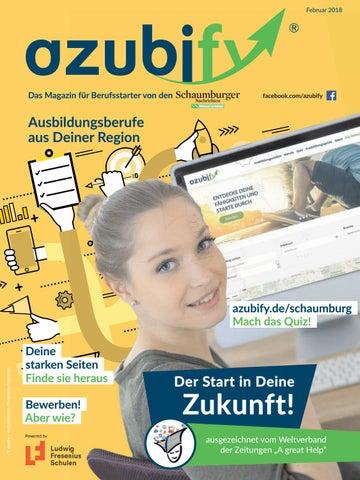 azubify Schaumburg   Februar 2018 by Schaumburger Nachrichten ...