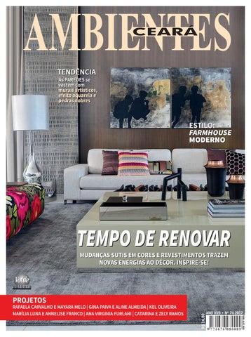 e2514fe61 Edição 74 by REVISTA AMBIENTES - issuu