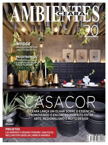 5b3316282 Revista Ambientes Arquitetura Edição 76 by REVISTA AMBIENTES - issuu