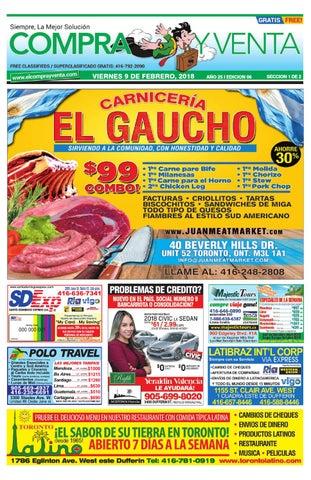 Compra y Venta Edicion  06. 2018 by elcomprayventa - issuu 6fdccce1815