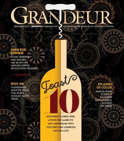 5186a683b53 Grandeur Magazine - February 2018 by Grandeur Magazine - issuu