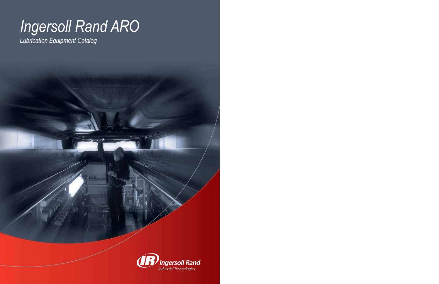 Black Ingersoll Rand ARO 100067 Regulator Gauge 0-160 PSIG