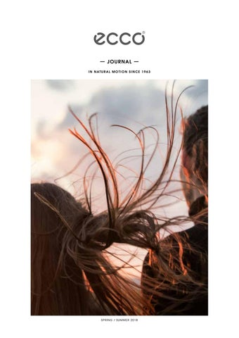 adee2b160411 The ECCO Journal SS18 Edition by Energy Plan Creative - issuu