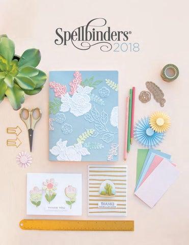 Spellbinders Designer Series Die ~ MOSAIC VINE ~ S4-830 ~ Marisa Job