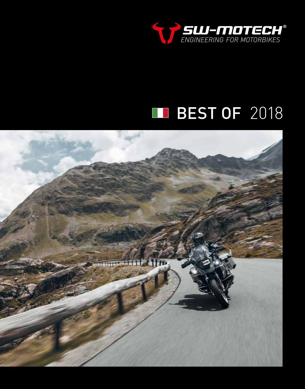 Best of 2018 SW Motech Italiano by Bikerfactory issuu