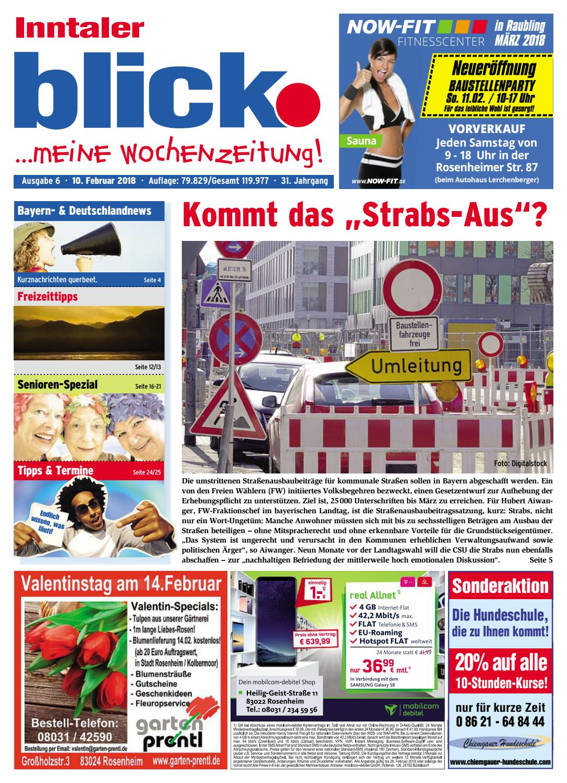 44a3bea249a8e Inntaler blick - Ausgabe 6   2018 by Blickpunkt Verlag - issuu
