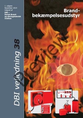 brandteknisk vejledning 15