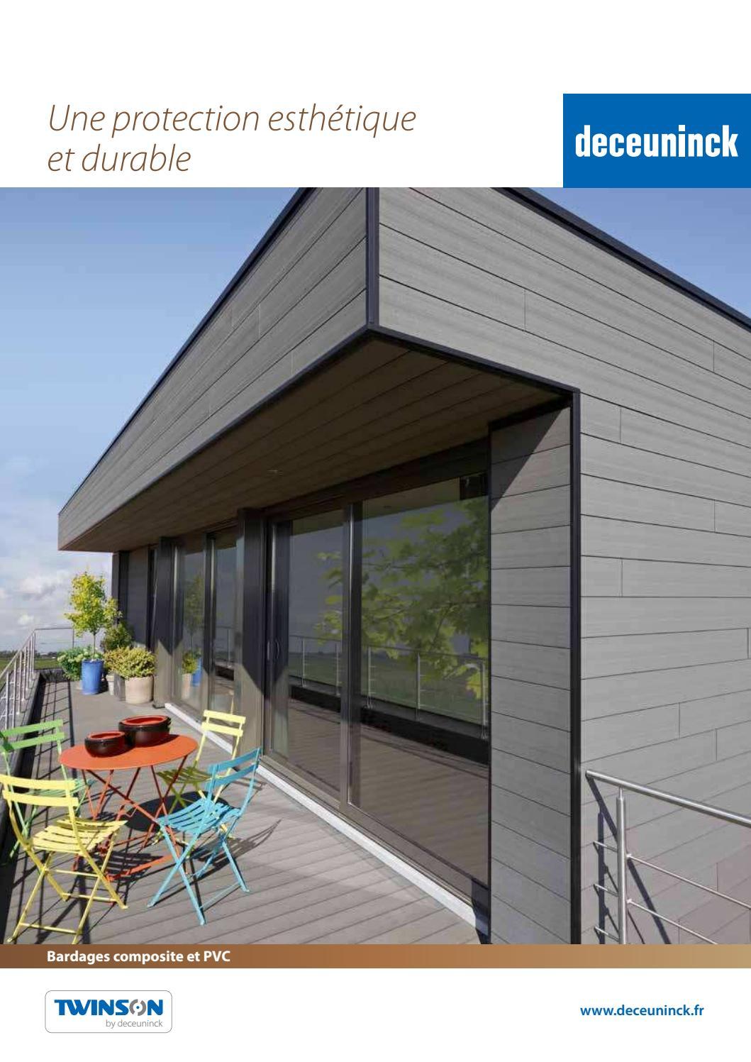 Produit Nettoyage Bardage Pvc brochurebardage36p012016-compressedbigmatfrance - issuu