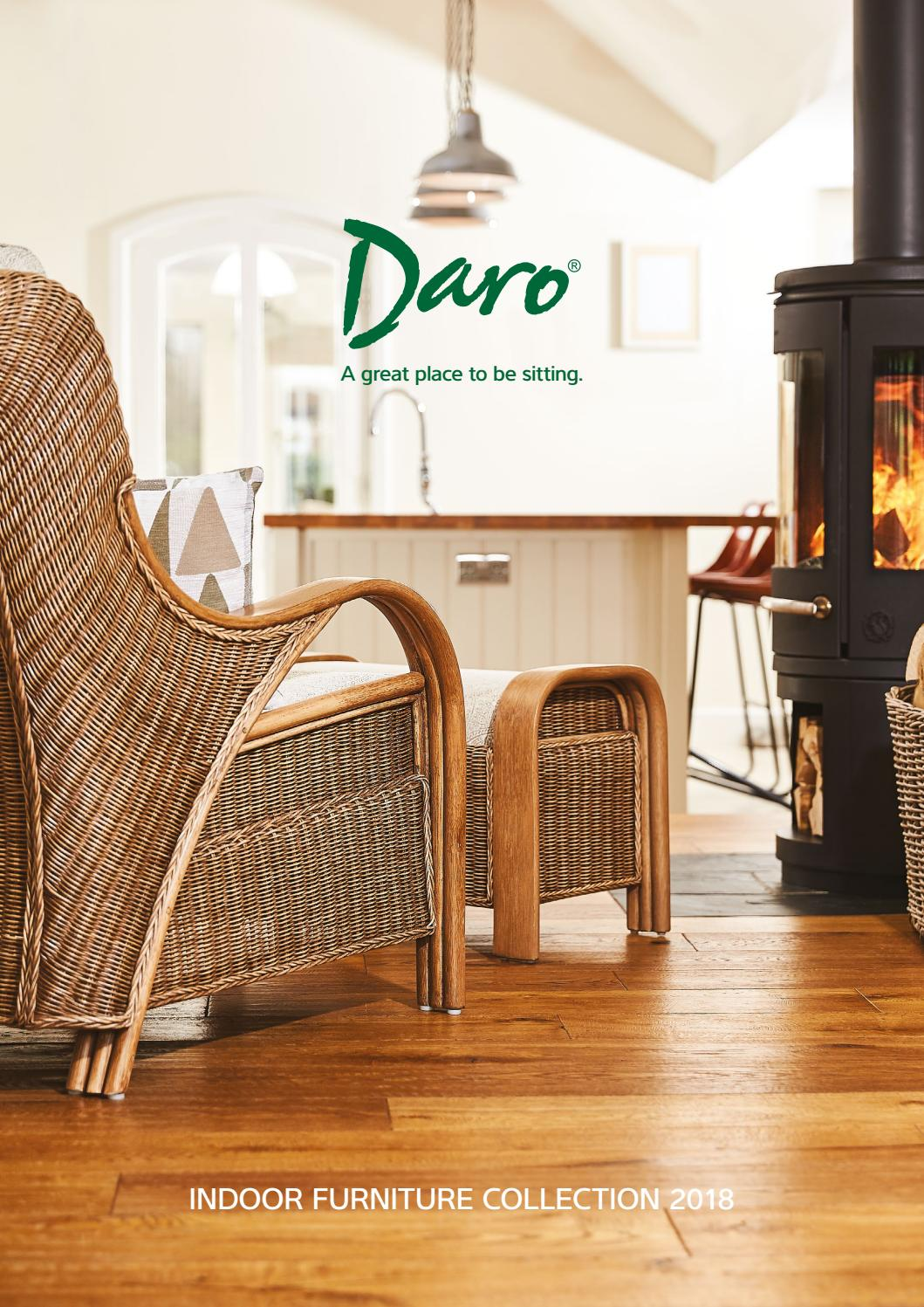 Daro indoor furniture collection 2018 by daro trading ltd issuu