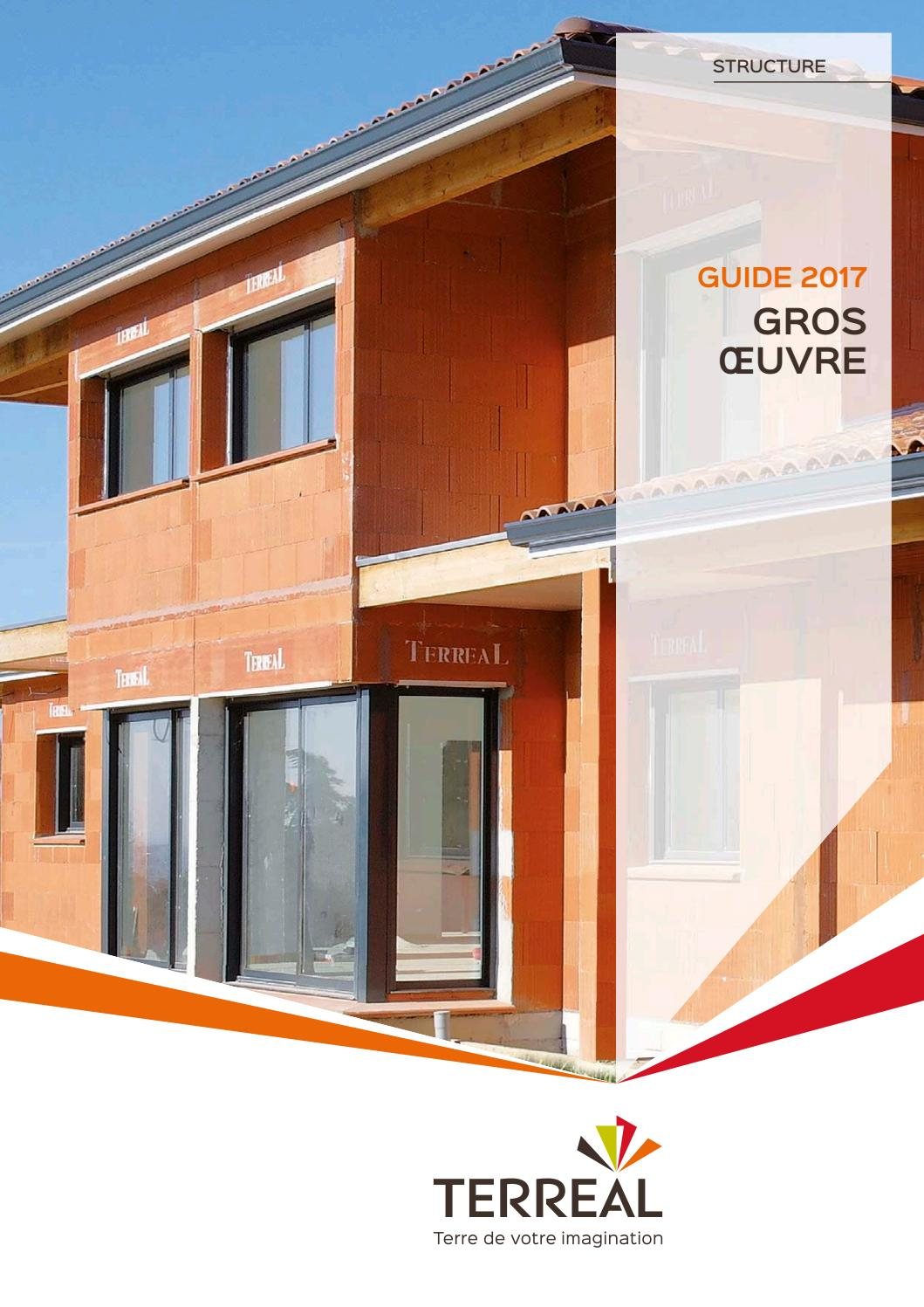 Element Pilier Brique Rouge guide-gros-oeuvre-terrealbigmatfrance - issuu