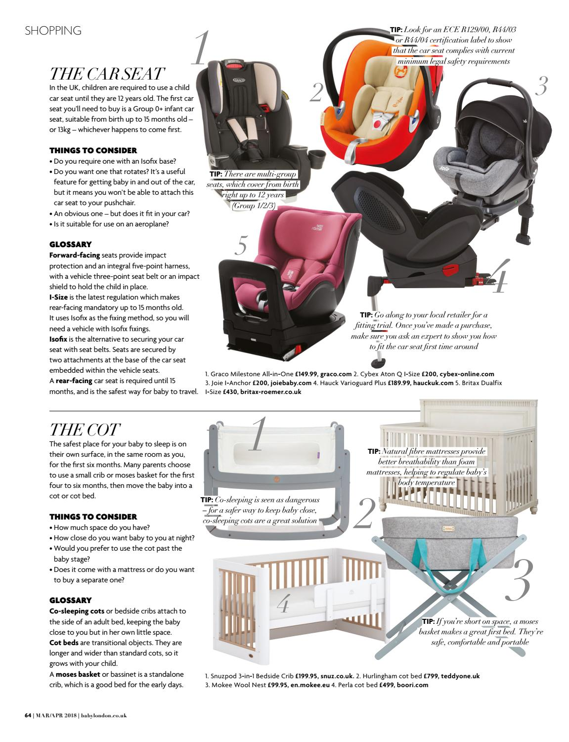Baby London March April 2018 By The Chelsea Magazine Company Issuu