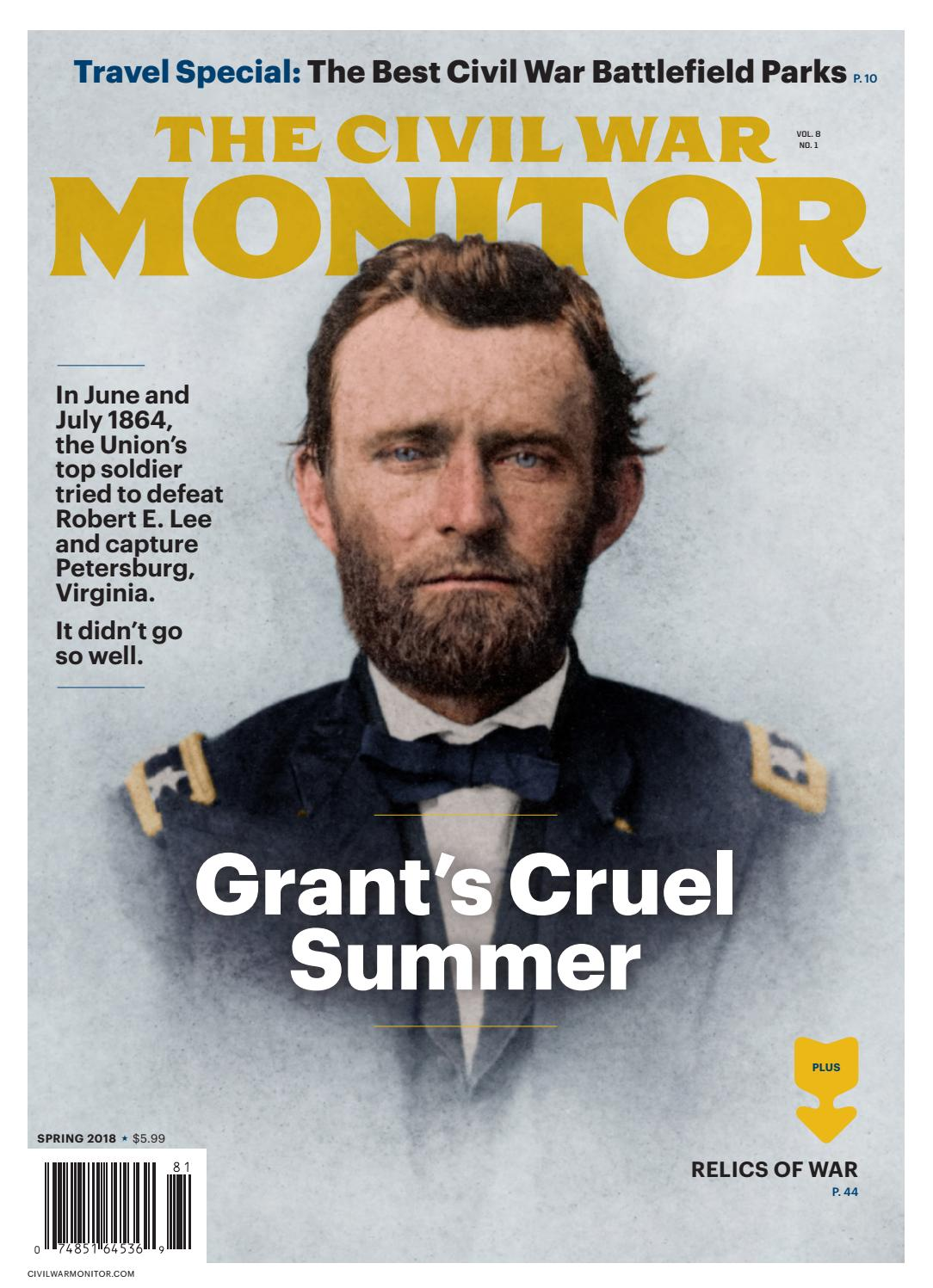 Issue 27 by The Civil War Monitor - issuu