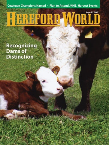 American Hereford | April 2011 Archives - American Hereford