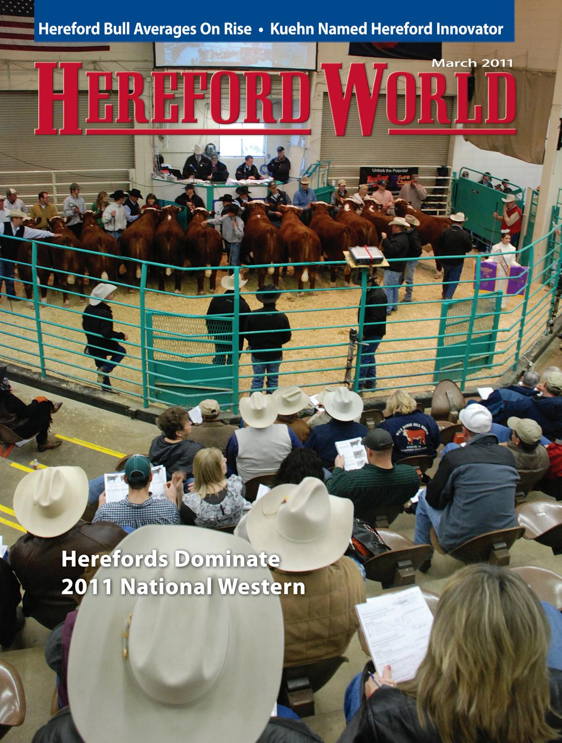 March 2011 Hereford World