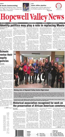 2018 02 09 hopewell valley news by centraljersey newspapers page 1 fandeluxe Images