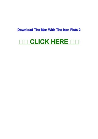 the man with the iron fists download 480p