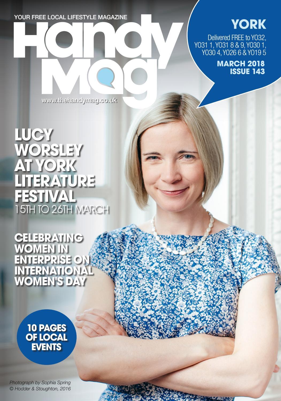 Handy Mag York Mar18 by Moonriver Publishing Ltd - issuu