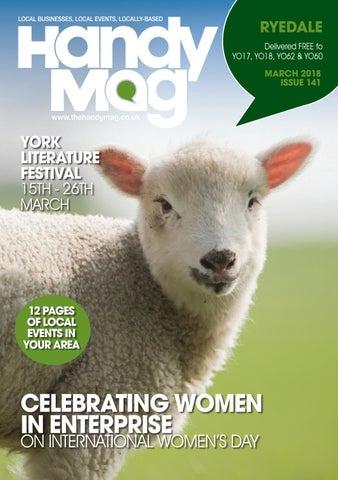 dcda3d17 Handy Mag Ryedale Mar18 by Moonriver Publishing Ltd - issuu