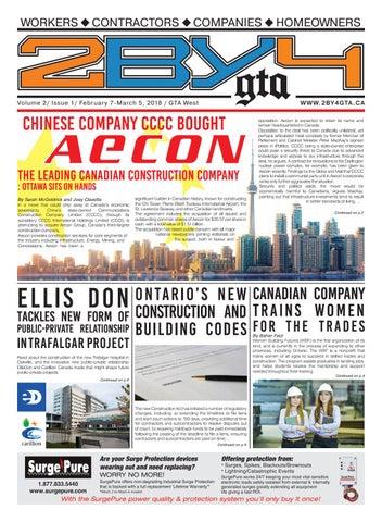 2BY4GTA News Vol 2/Issue 1/2018 by DoubleGen Corp  (2by4GTA