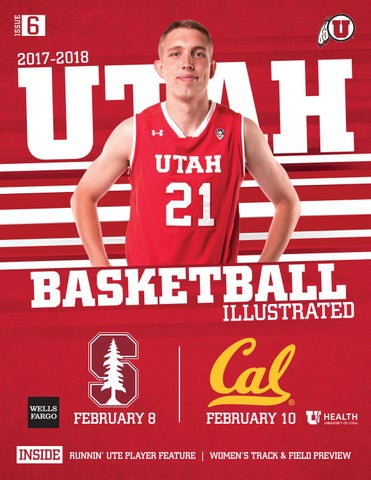 e32e66d8701c Utah Basketball 2017-18 issue  6 by Mills Publishing Sports - issuu