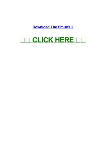 the smurfs 2 full movie free download in english