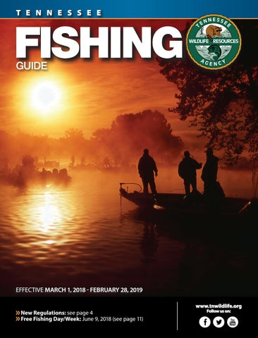 TN Fishing Guide 2018-2019 by Bingham Group - issuu