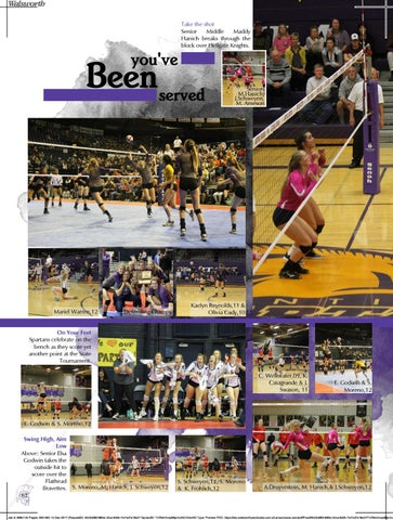 Page 8 of Varsity Volleyball 2017-18