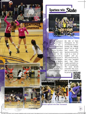 Page 9 of Varsity Volleyball 2017-18