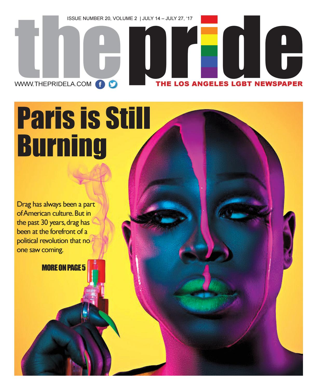 The Pride Issue 20, Vol 2, July 14, ...