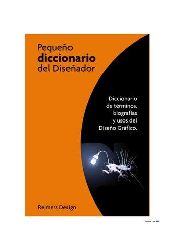 991c28d0e Diccionario del diseñador by paco.martin.educarex - issuu